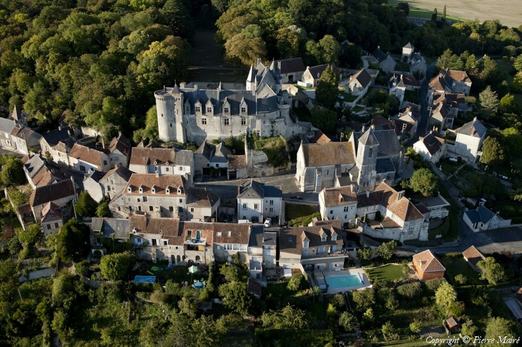 PalluausurIndre Indre (France) Aerial photography