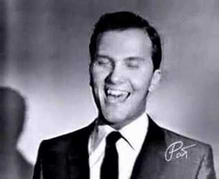 Pat Boone Aint That A Shame Music From The Past Pat Boone