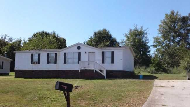 Rent To Own Owner Financing On Our 3bedroom 2 Bath Double Wide With Land Great Location Close To Interstate 85 Minute Double Wide Double Wides For Sale Wide