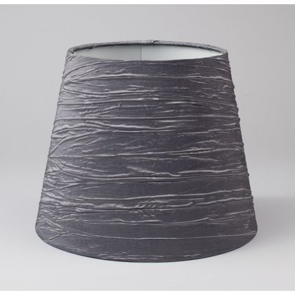 Sophie wrinkled drum shade small at homebase be inspired and make your house a home