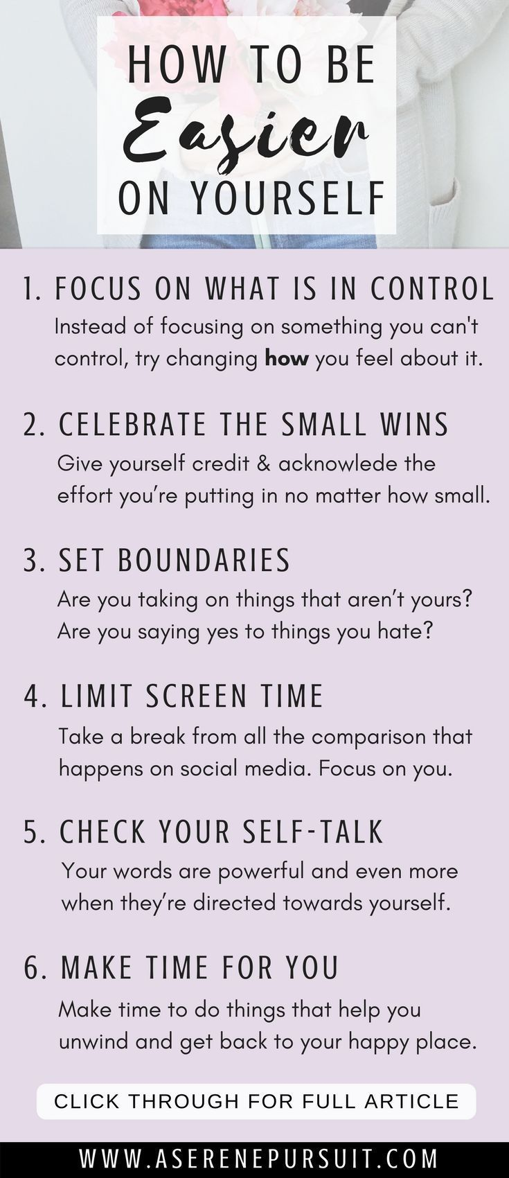 How To Be Easier On Yourself Through Self Compassion Self Care