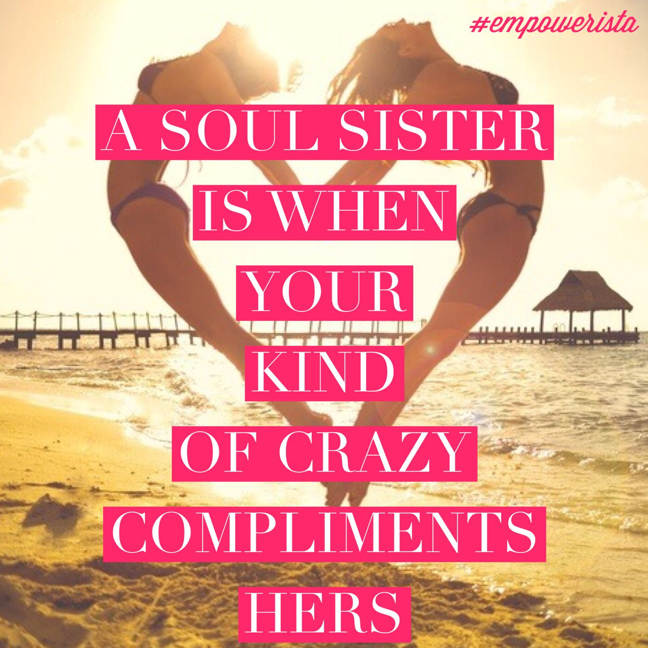 Shout Out To Our Soul Sisters This Valentine S Day Weekend Soulsister Soulsisters Sisterhood Tribe Sist Soul Sisters Inspirational Quotes Great Quotes
