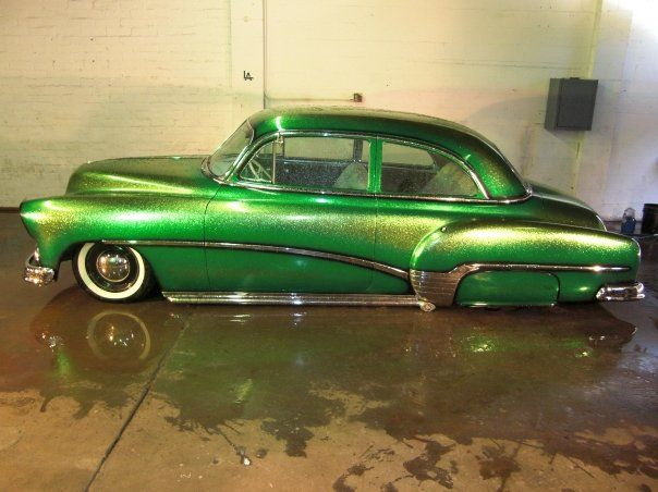 Rudys Auto Sales >> Jack Rudy S 52 Chevy Thats A Whole Lotta Flake Love The