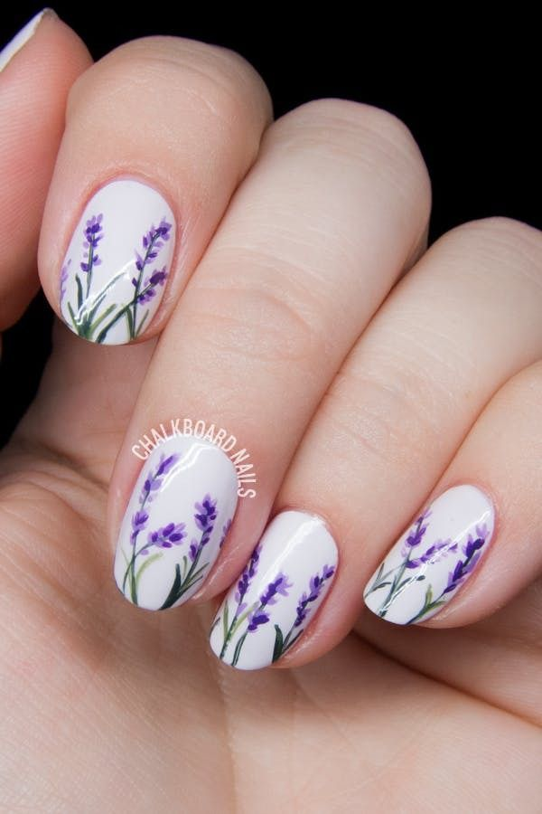 Floral Accents: Who needs a green thumb when you can paint blossoms ...