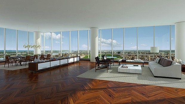 Best New York S The Of One57 Apartment Building Image