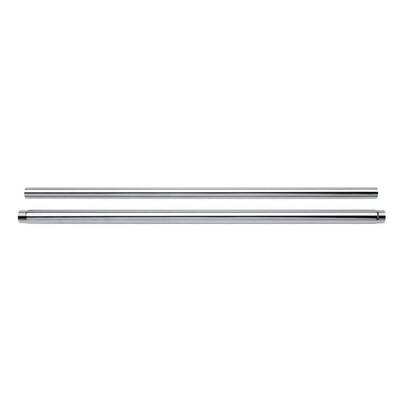 Rubbermaid Fasttrack Extendable 2 4 Ft Hang Rod Lowes Com Rubbermaid Closet Hardware Hanging
