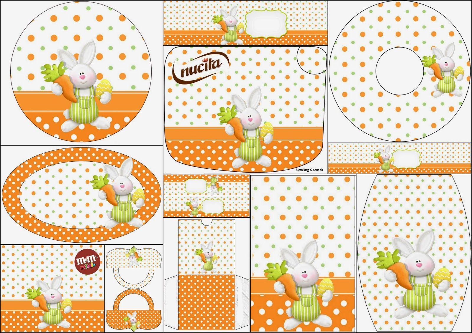 Pascua en Rosa: Etiquetas para Candy Bar para Imprimir Gratis ...