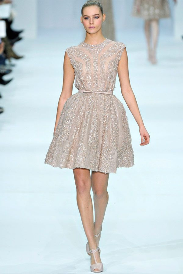 Elie Saab Elie Saab Bridal Collection Couture Collection Of Sparkle Elie Saab Dresses Elie Saab Couture Couture Fashion