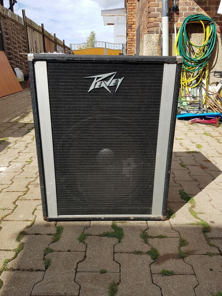 1 Peavey 118 Bassgitarrenbox in Thüringen Roßleben