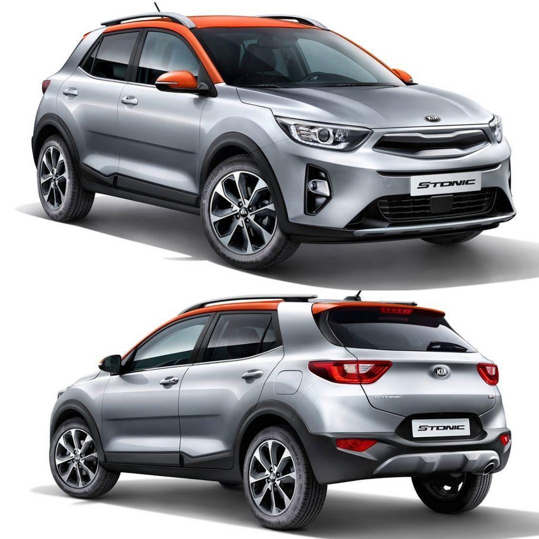 Quietest Interior Suv: Kia Stonic 2018 De Olho No Mercado Dos SUVs Compactos A