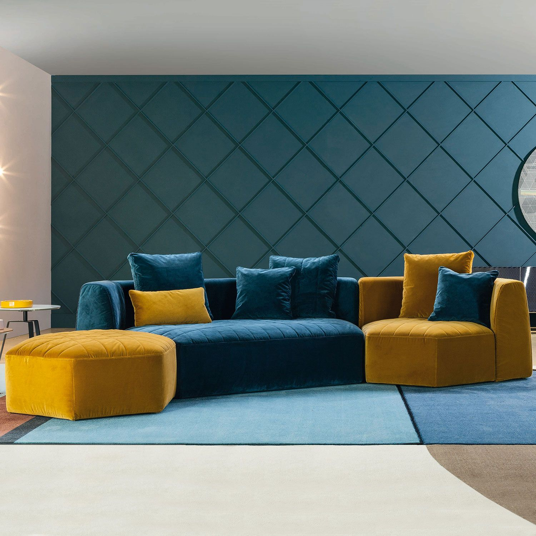 Divani A Moduli Componibili.Panorama Furniture Sofa Furniture