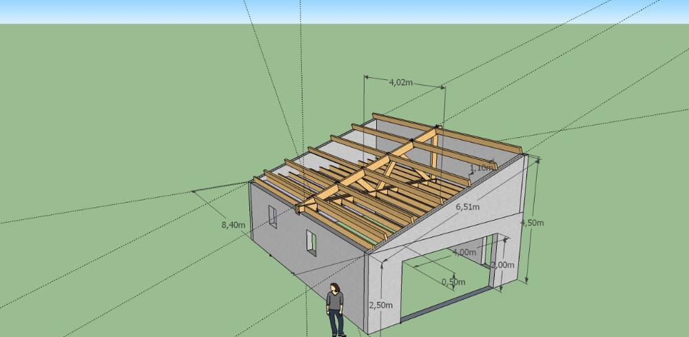 Faire Une Toiture De Garage Prix Construction 40m2 Plaisant Toiture Terrasse Beton Plancher Terrasse