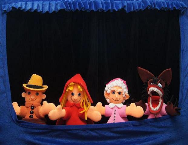 Teatro de Fantoches SP