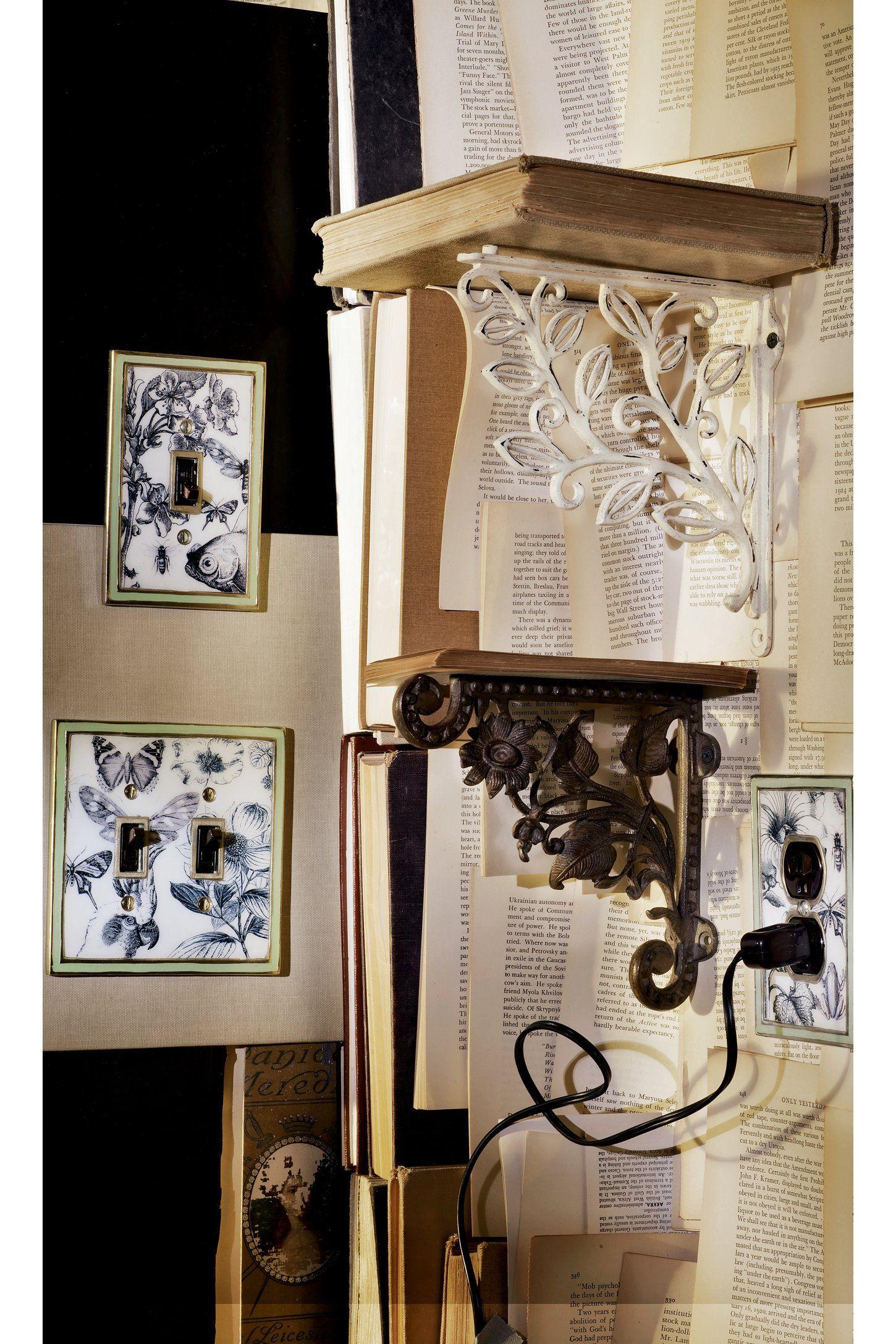 Carved Helianthus Bracket - Anthropologie.com