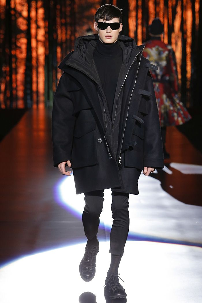 6838e81b65f558 Gabriel Daum     MFW   DSQUARED2 FW16   RE  Fashion Week ...