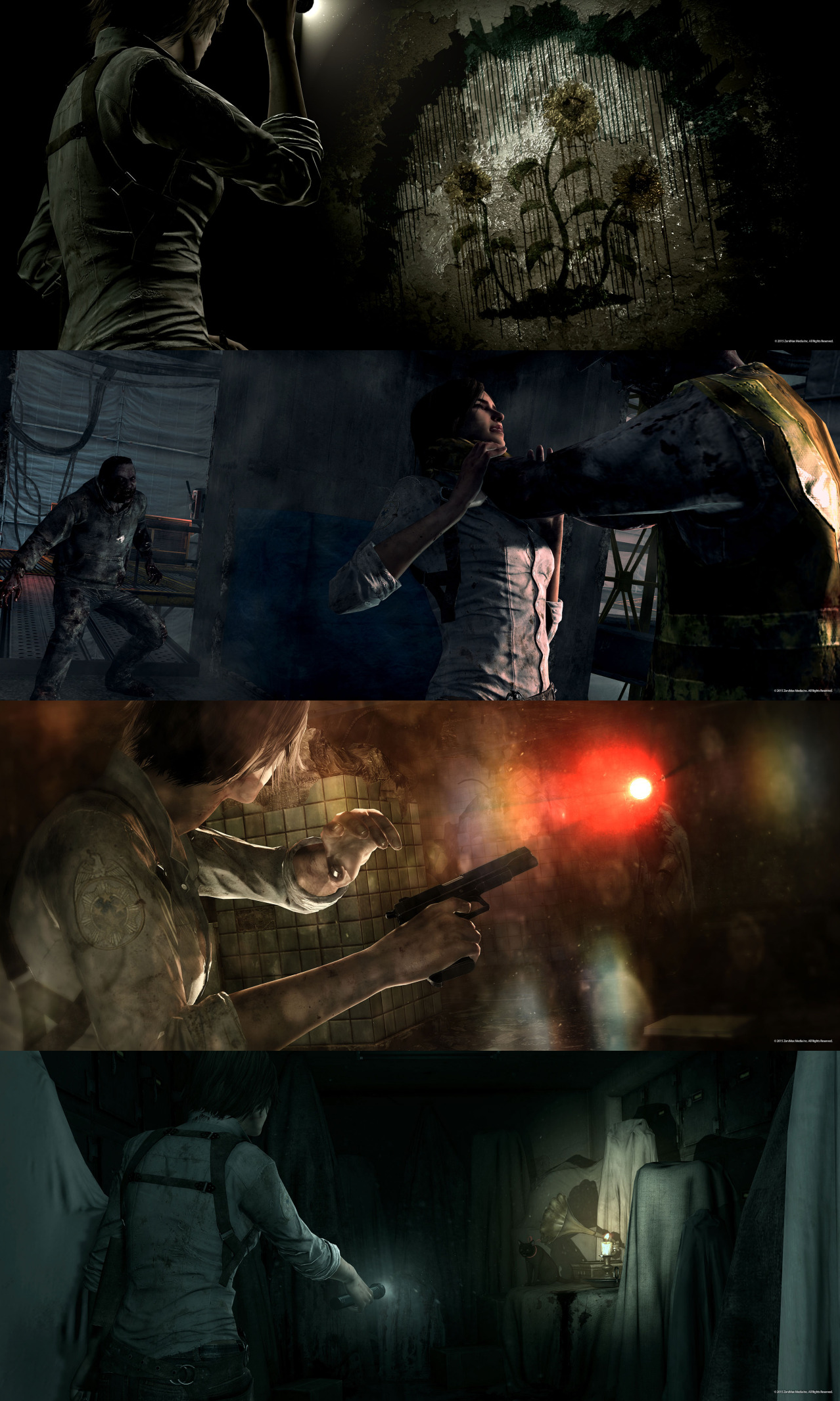 The evil within. The Consequence. The evil within, Evil