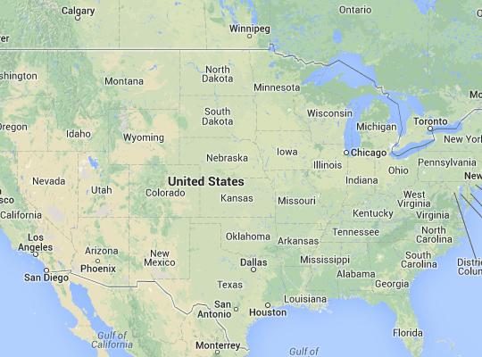Map My Community Find Youth Info Kansas missouri