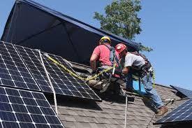 Solar S Tumble Starts Claiming Victims As Trina Rethinks India Solar Installation Solar Panels Solar