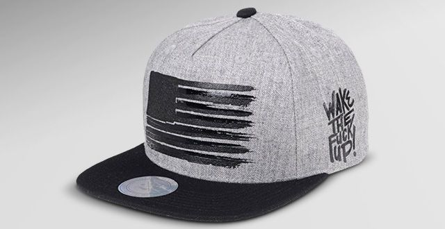 1bcb2091 FLIPPER Snapback Star and Stripes American Flag Hat KR2305. Find this Pin  and more on Cool Flat Bill ...