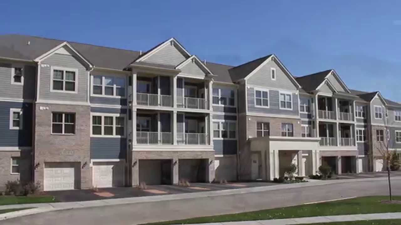 So beautiful! Aerial tour of a luxury rental community in ...