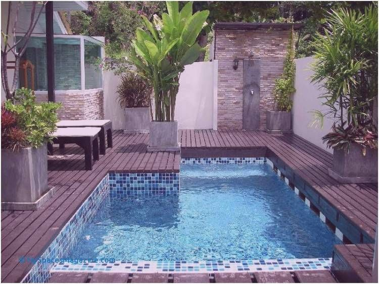 Design Your Own Pool Landscaping   Pool Designs   Mini ...