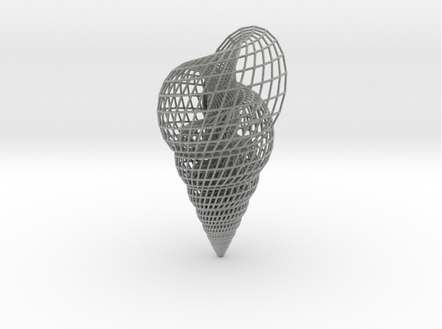Shell 2 3d printed