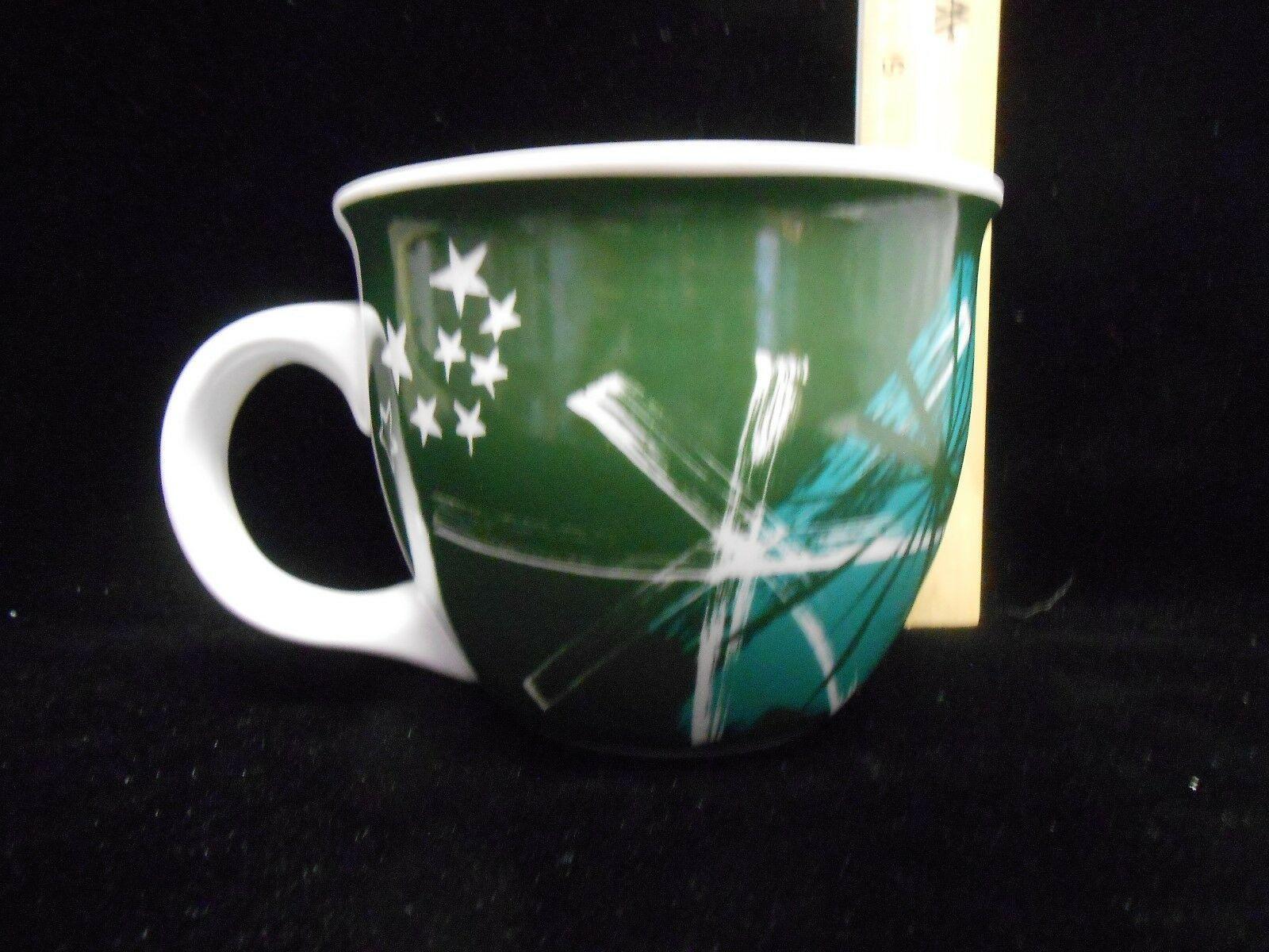 Starbucks Holiday Coffee Mug Cup 2014 14 Oz Green Christmas In 2020 Holiday Coffee Starbucks Coffee Beans Best Starbucks Coffee