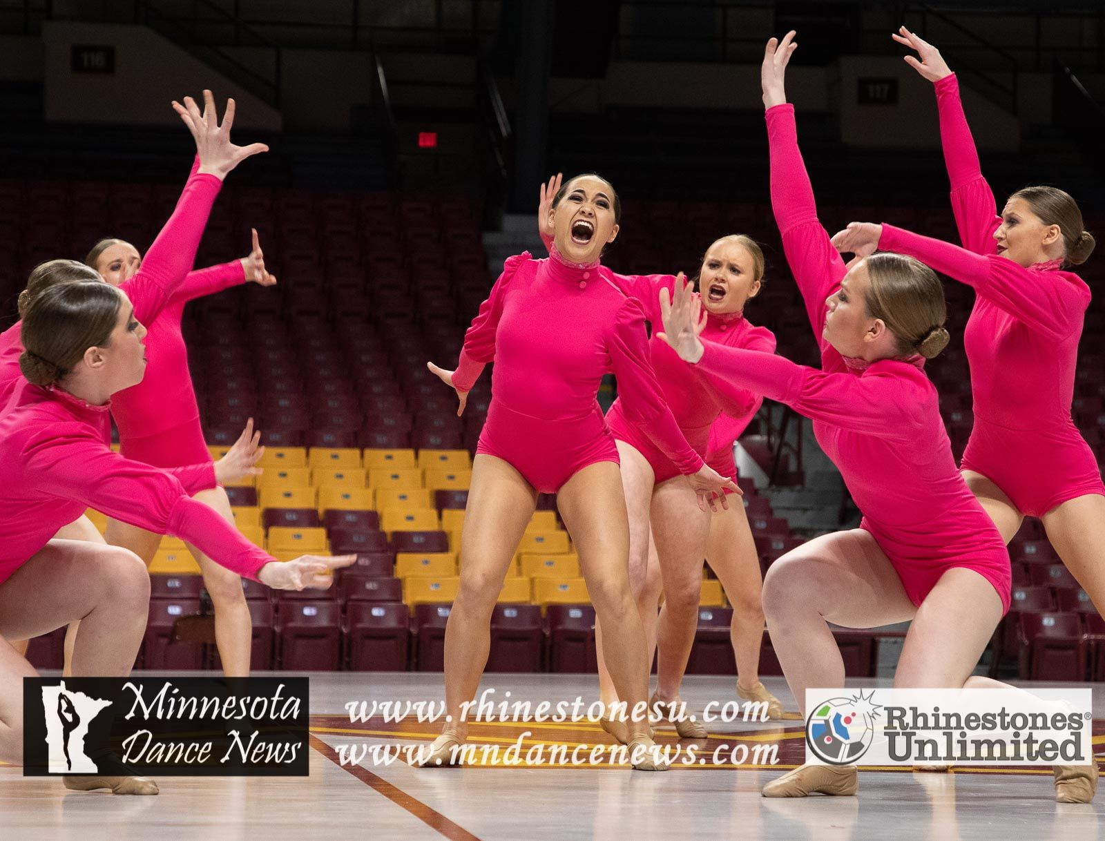 ba2810f19 The Chaska Jazz dance team dances at Best of the Best 2019. Coverage  sponsored by