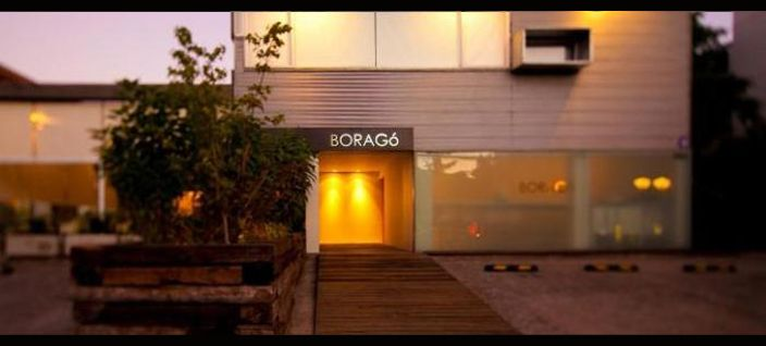 Borago Restaurant Santiago Restaurants In Chile About