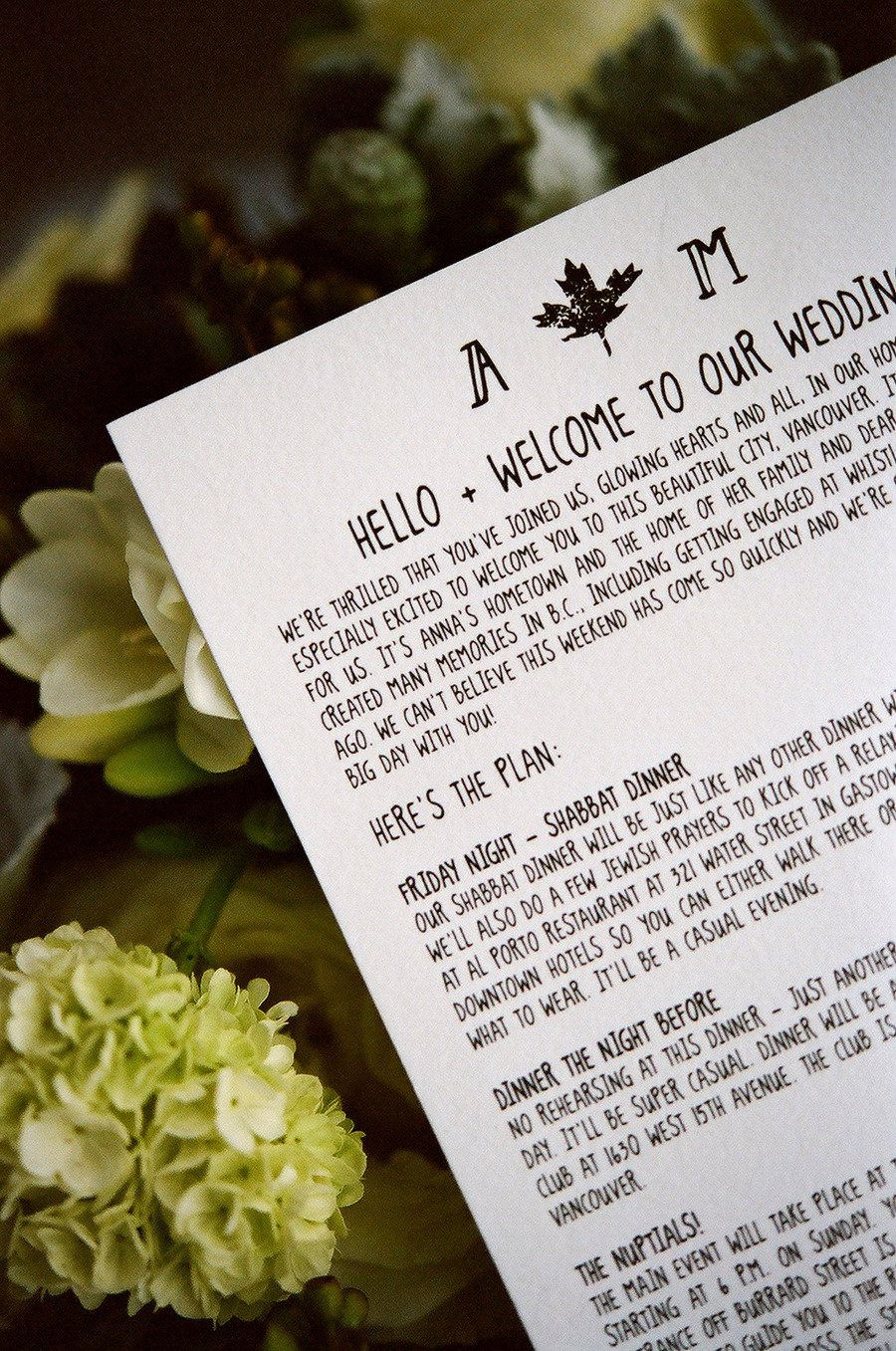 Vancouver Winter Wedding by Alison Events Wedding