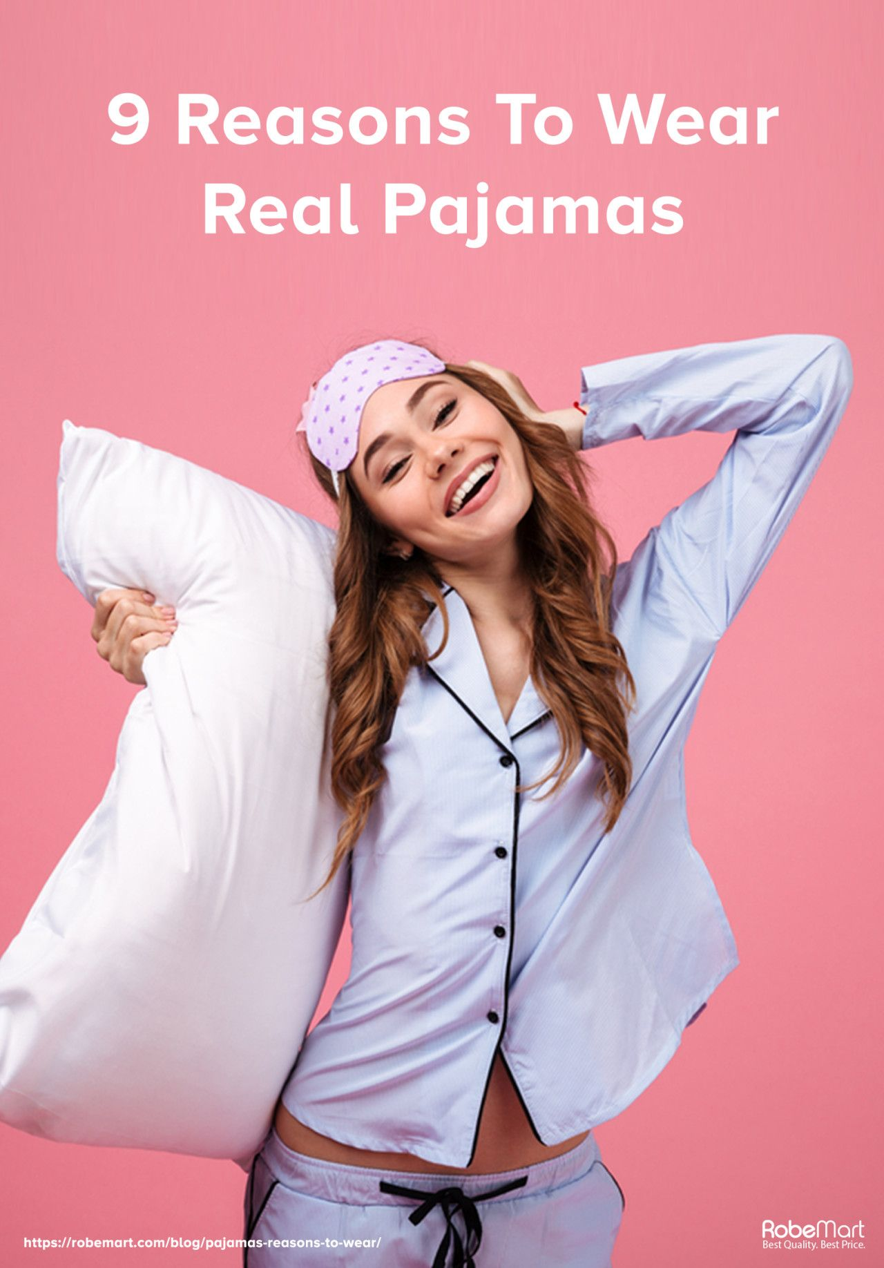 This Shirt Because I Was I Wear It As Pjs All The Time: 9 Reasons To Wear Real Pajamas