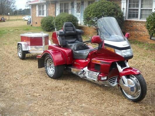 Goldwing Antique Cars Honda