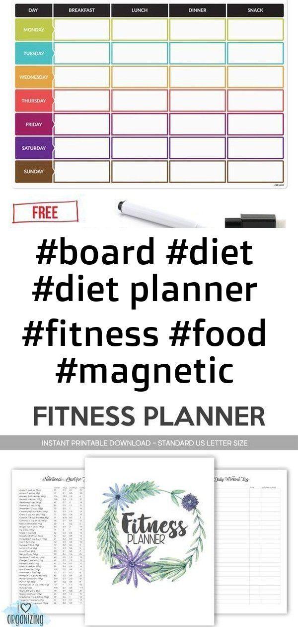 #Board #Diet #diet planner #Fitness #Food #Magnetic #Meal #Nutrition #Pen #planner #Prep #stuff #Sym...