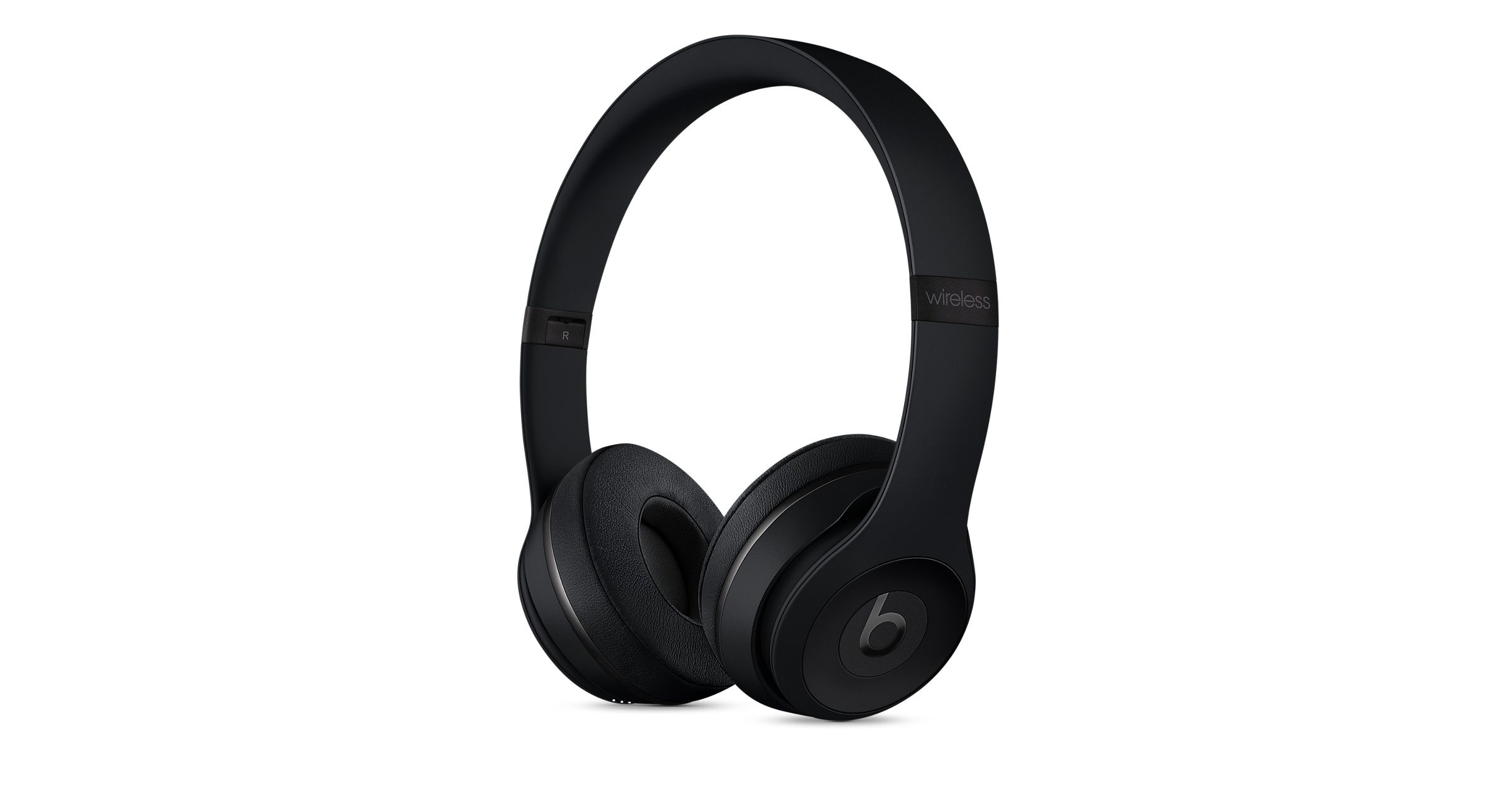Beats by Dr. Dre Solo3 Wireless Headphones in black let you listen to your  favourite music without any cables. Buy now at apple.com 4a7da0fde418