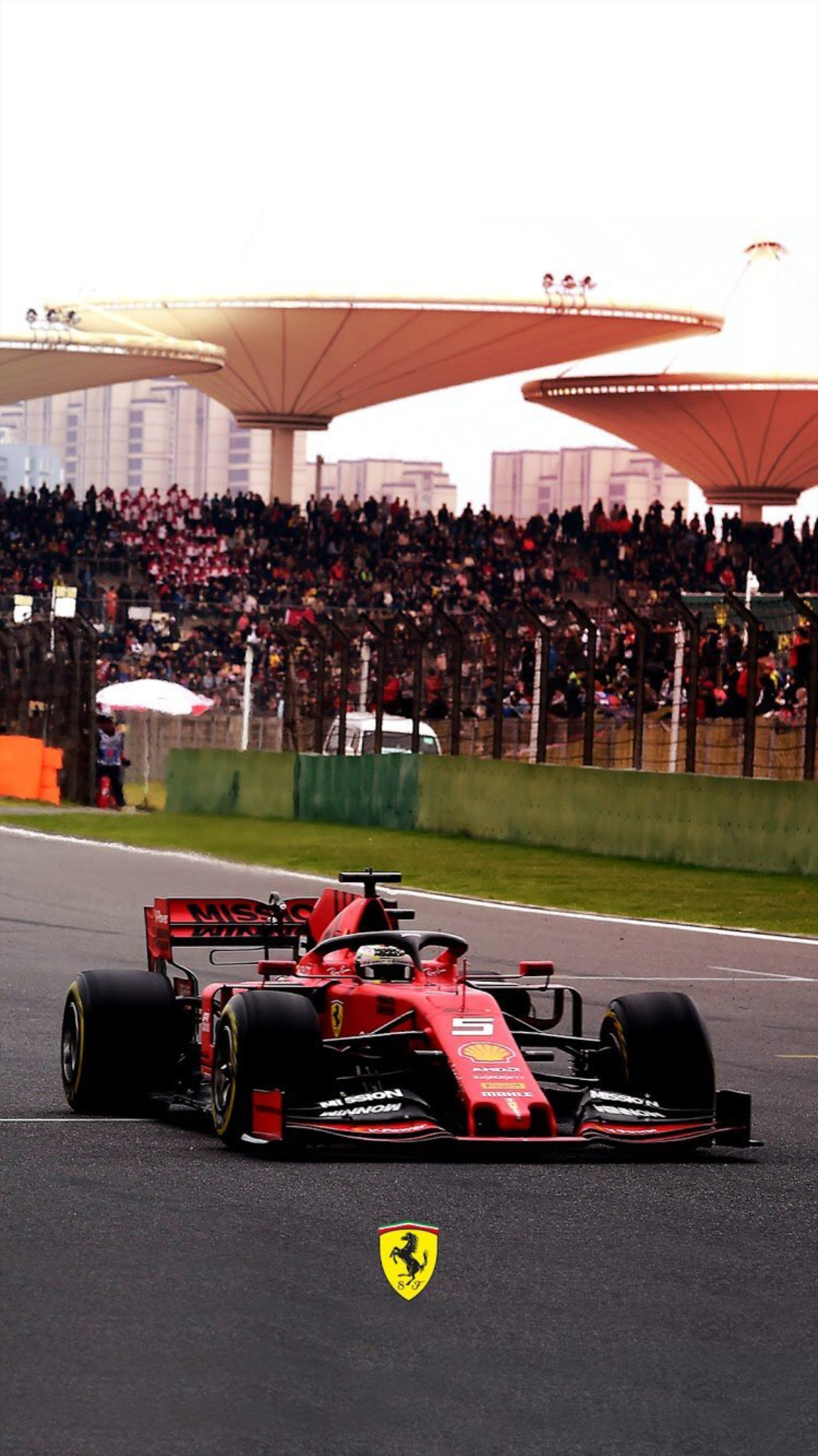 Download F1 Ferrari Wallpaper On High Quality Wallpaper On Hdwallpaper9 Com Iphone Android Wallpaper F1 Ferrari In 2020 Ferrari Ferrari Racing Car Competitions