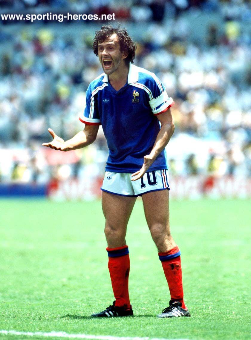 Michel Platini Ballers