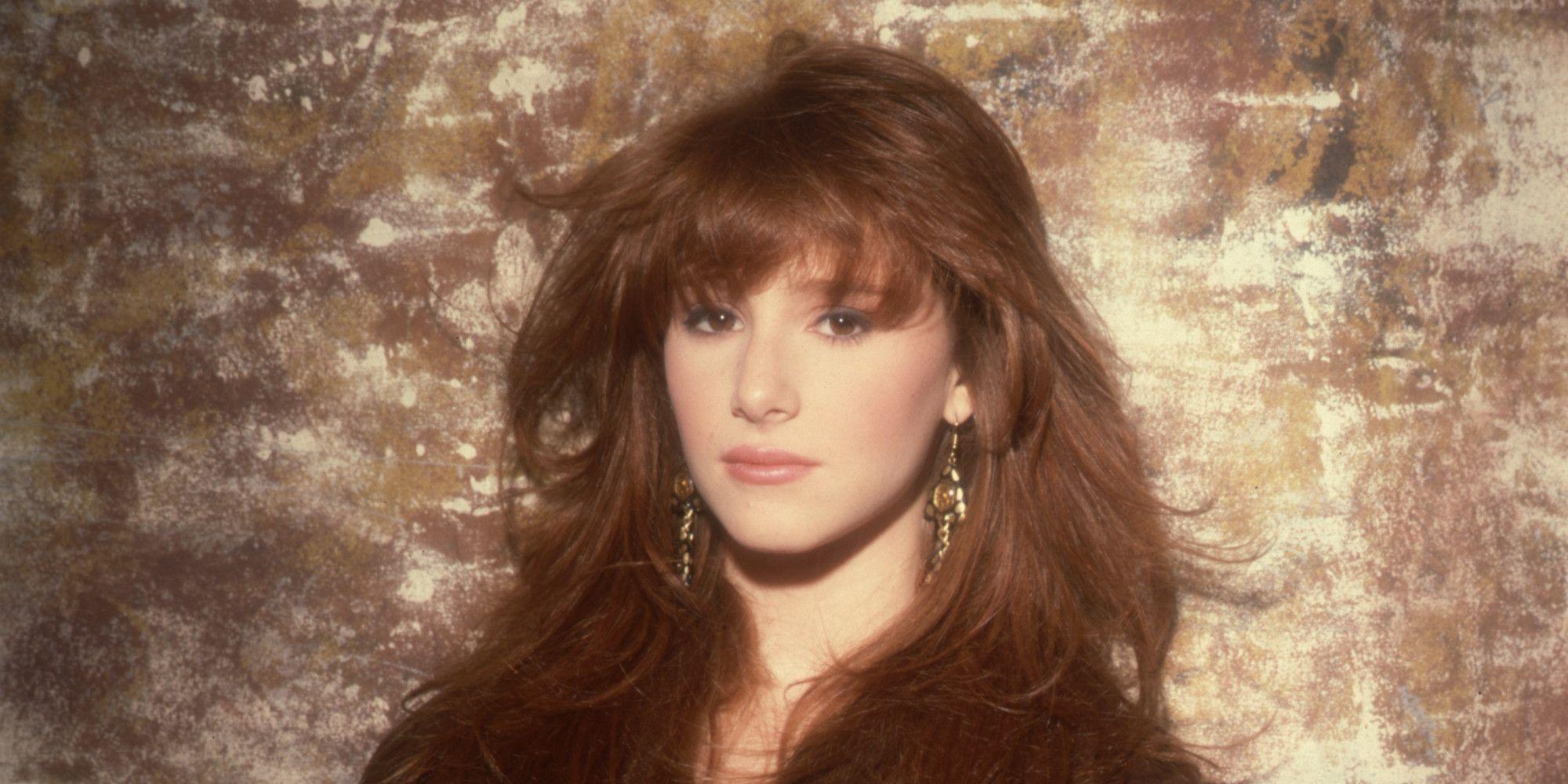 Why '80s Pop Princess Tiffany Posed For Playboy hear