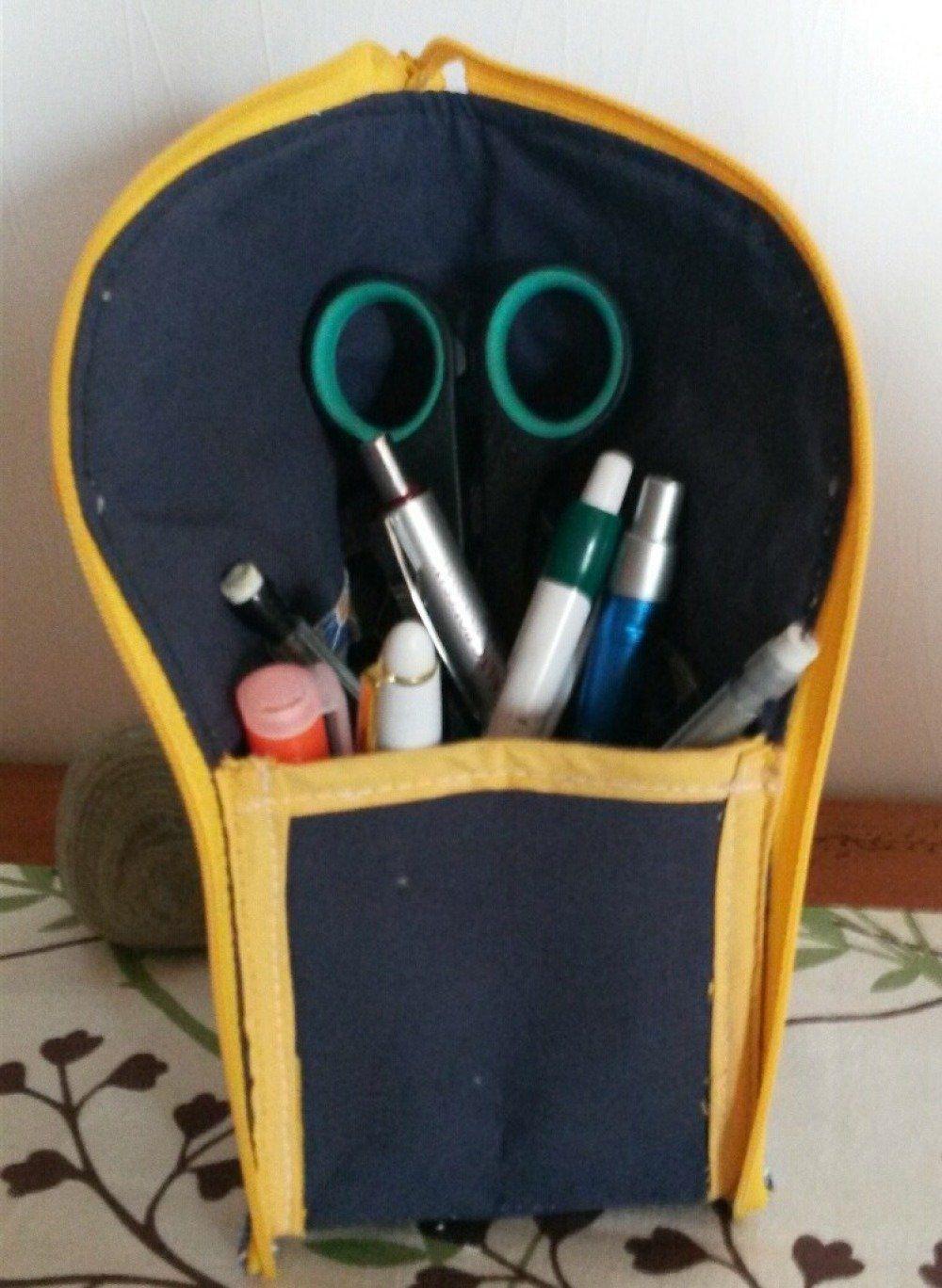 Trousse 2 en 1 pot à crayon ou maquillage Pot a crayon