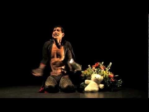 Áthros Danza - Caín.  Presentación de la Compañía Áthros Danza en el Teatro Pablo de Villavicencio del Instituto Sinaloense de Cultura (ISIC) dentro del 10º Encuentro Internacional de Danza Contemporánea Solistas y Duetos.