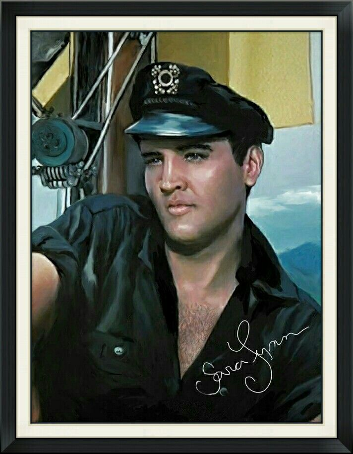 In Elvis Frames section there are more these. | Elvis | Pinterest ...