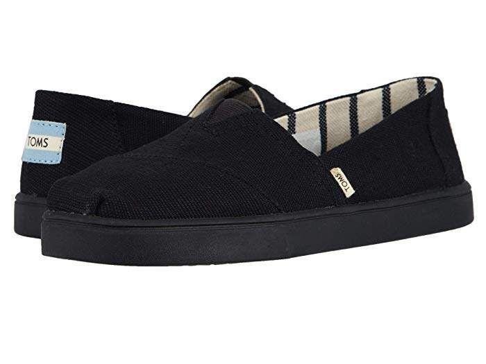 Toms Alpargata Cupsole   Black shoes women, Women shoes