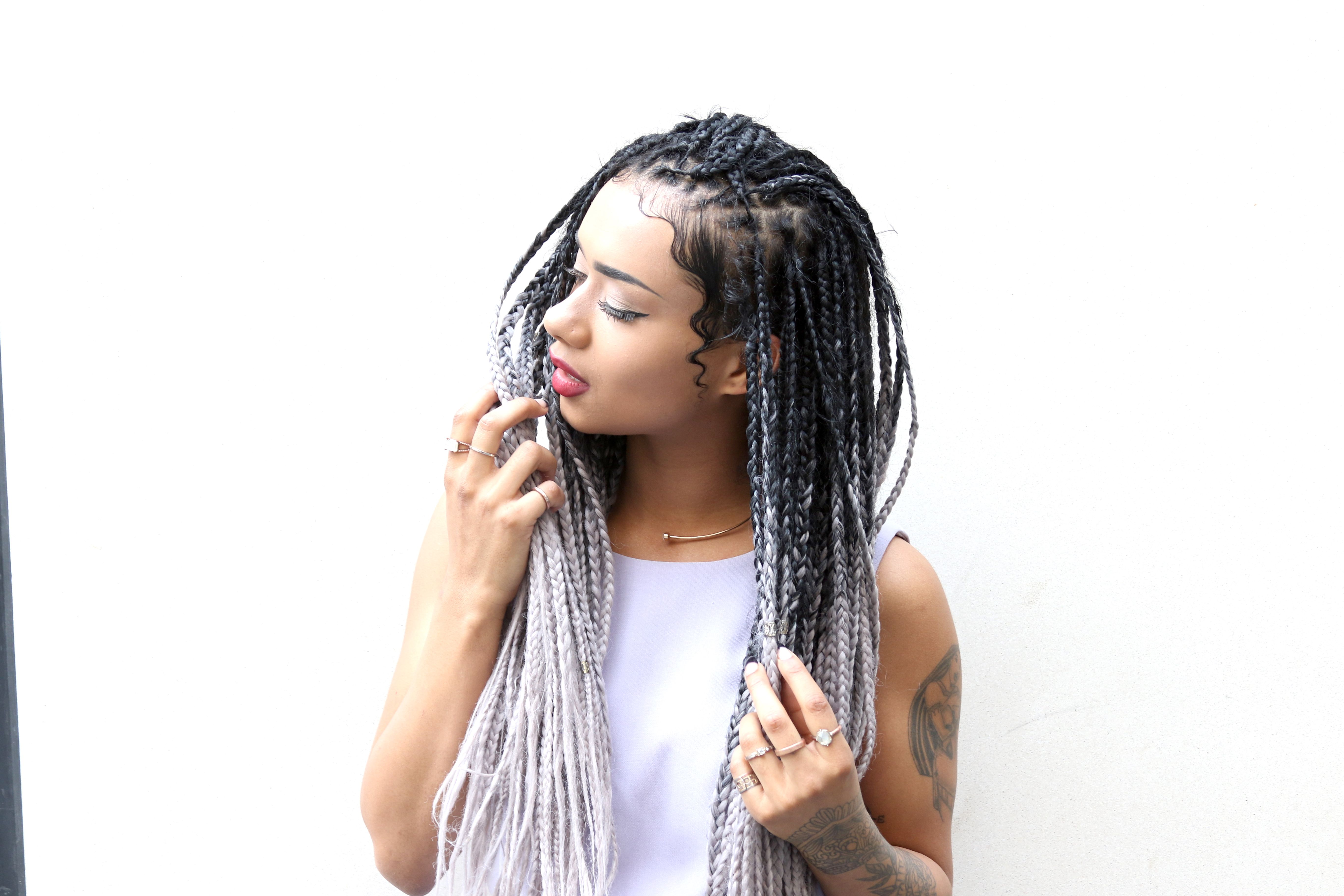 Get ready for christmas with catface store catfacehair black catface hair black grey ombre jumbo braiding hair shop online catface solutioingenieria Image collections