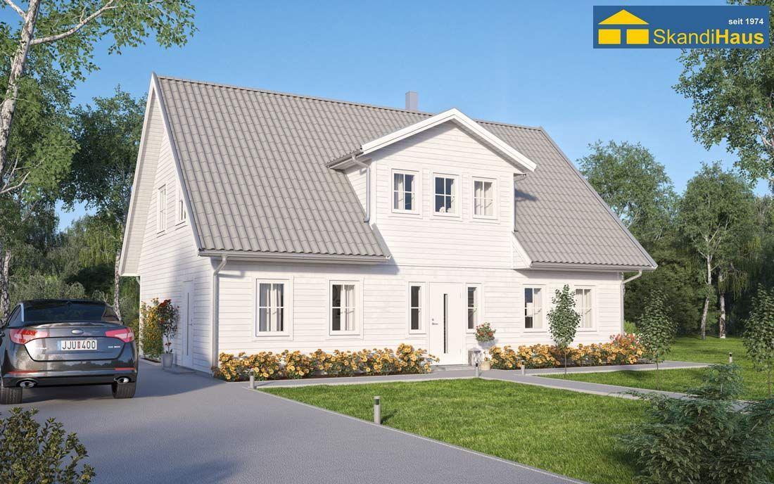 Schwedenhaus modern  Schwedenhaus / Holzhaus / Fertighaus / Holzrahmenbau aus Schweden ...