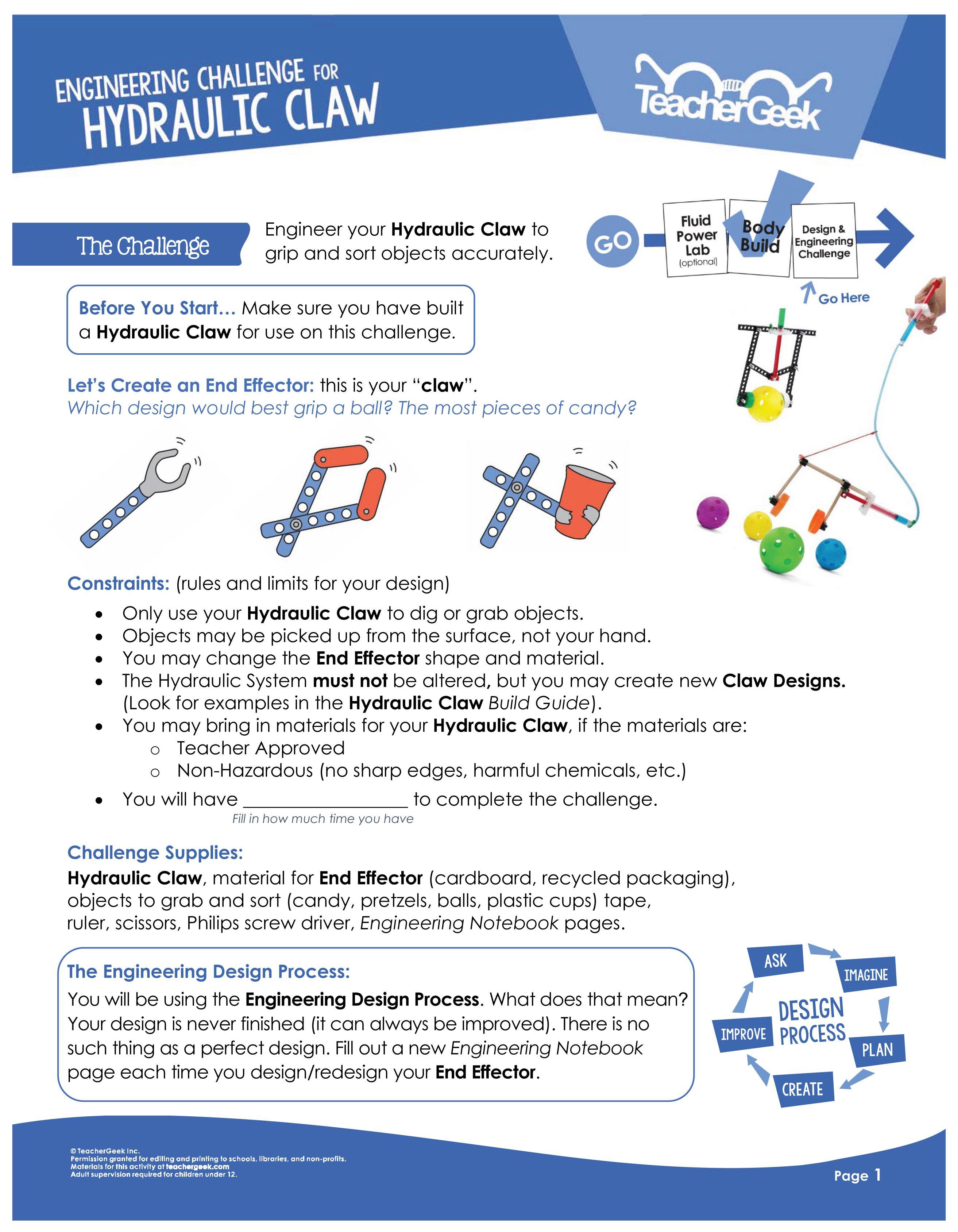 34 Engineering Design Process Worksheet Middle School