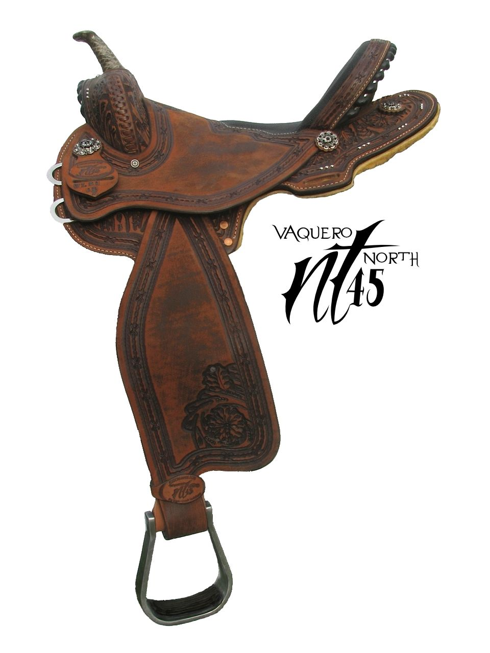Nt45 Ghost Barrel Saddle. Competition. #