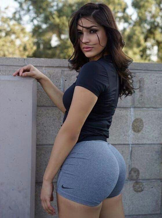Young spanish ass