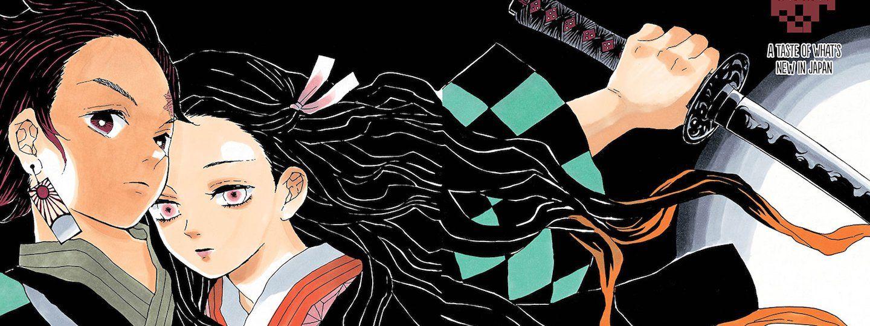 Demon Slayer Kimetsu no Yaiba Popular manga, Manga rock
