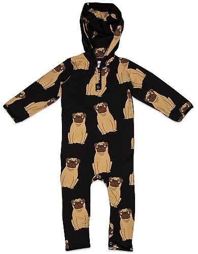 Zip fleece sweatshirt Mini Rodini for babies |