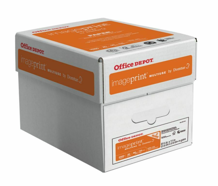 Office Depot® Brand ImagePrint® Multiuse Paper, Letter