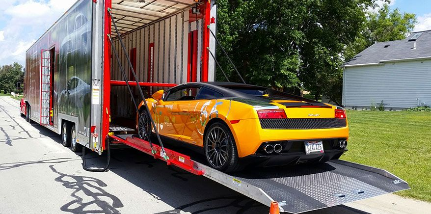 specialist car transport
